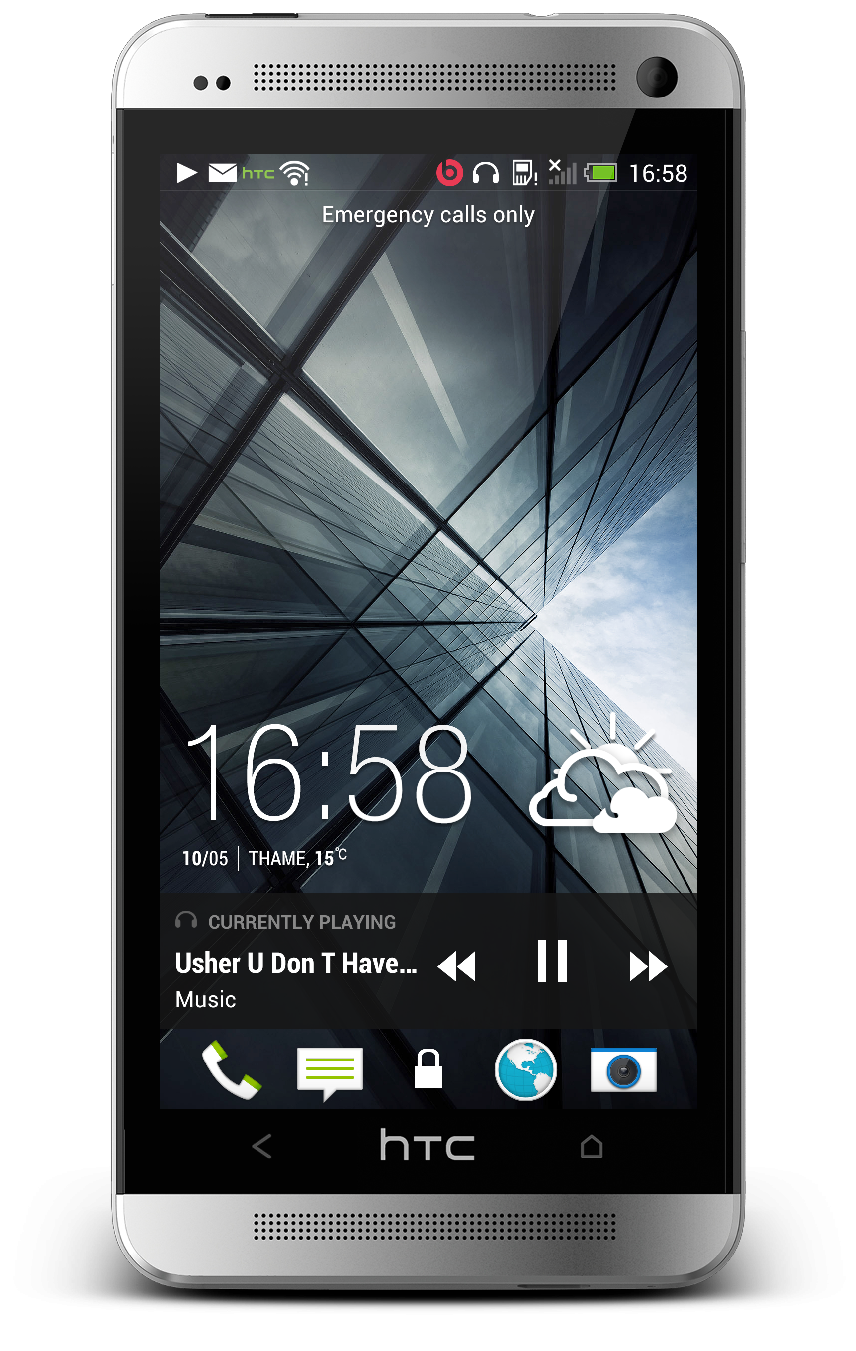 HTC TyTN II - Full phone specifications