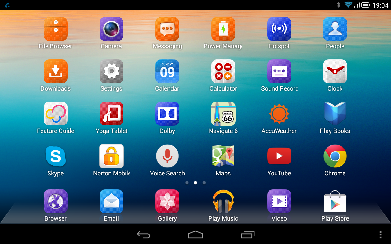how to change launcher android 4.2