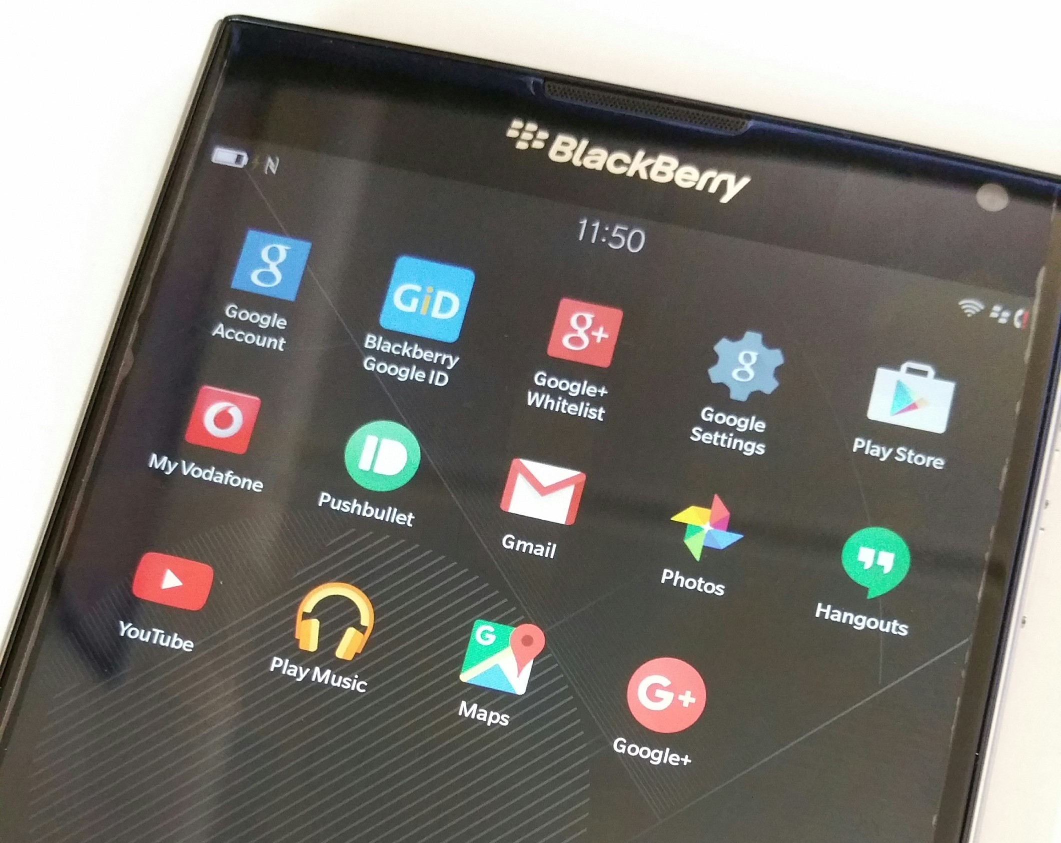 Hands on with the BlackBerry Passport | Jason Bayton