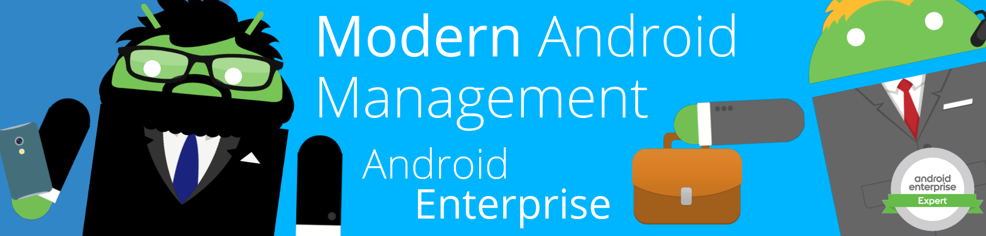 What is Android Enterprise? | Jason Bayton