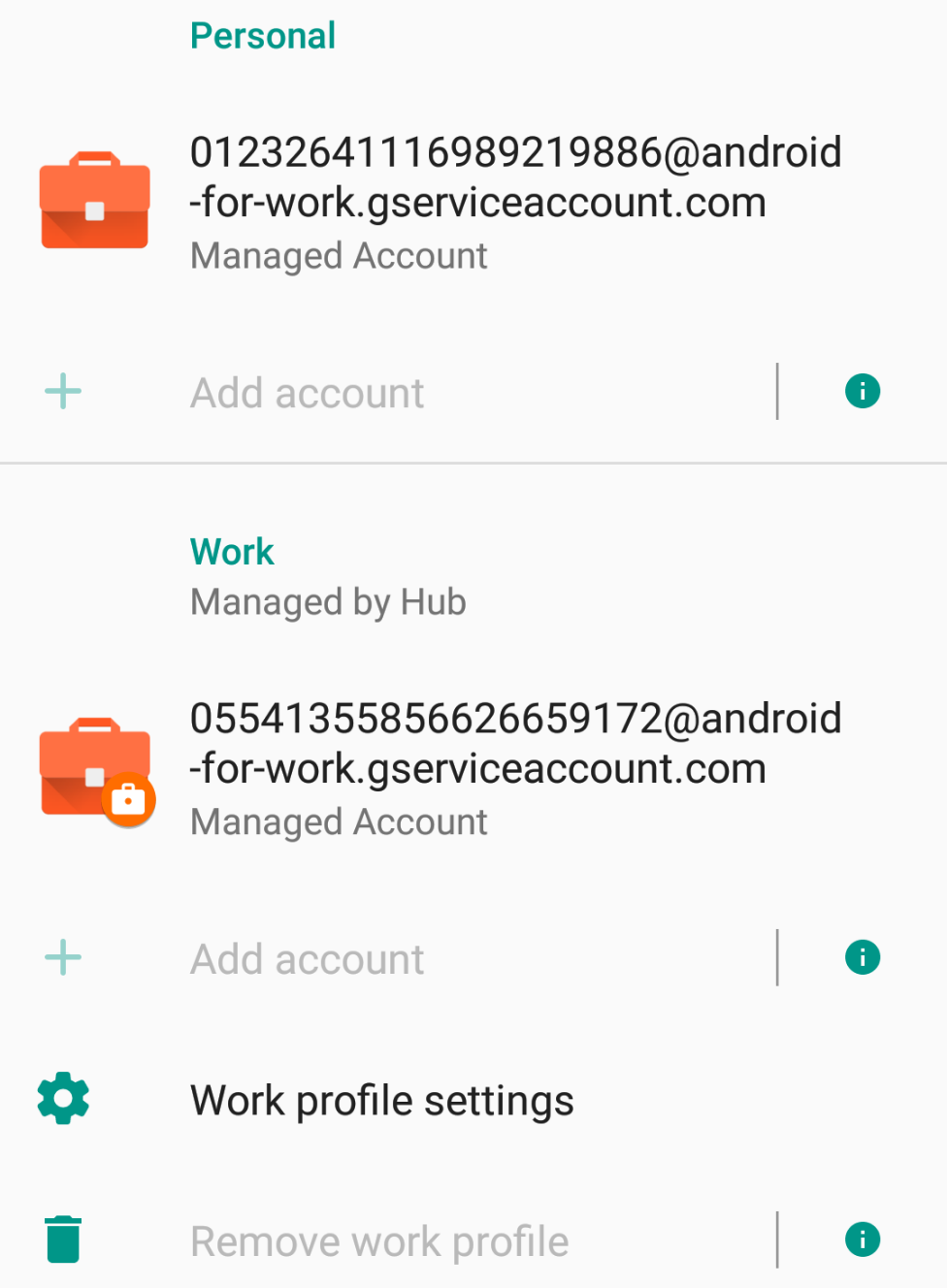 Workspace ONE UEM 1810 introduces support for Android