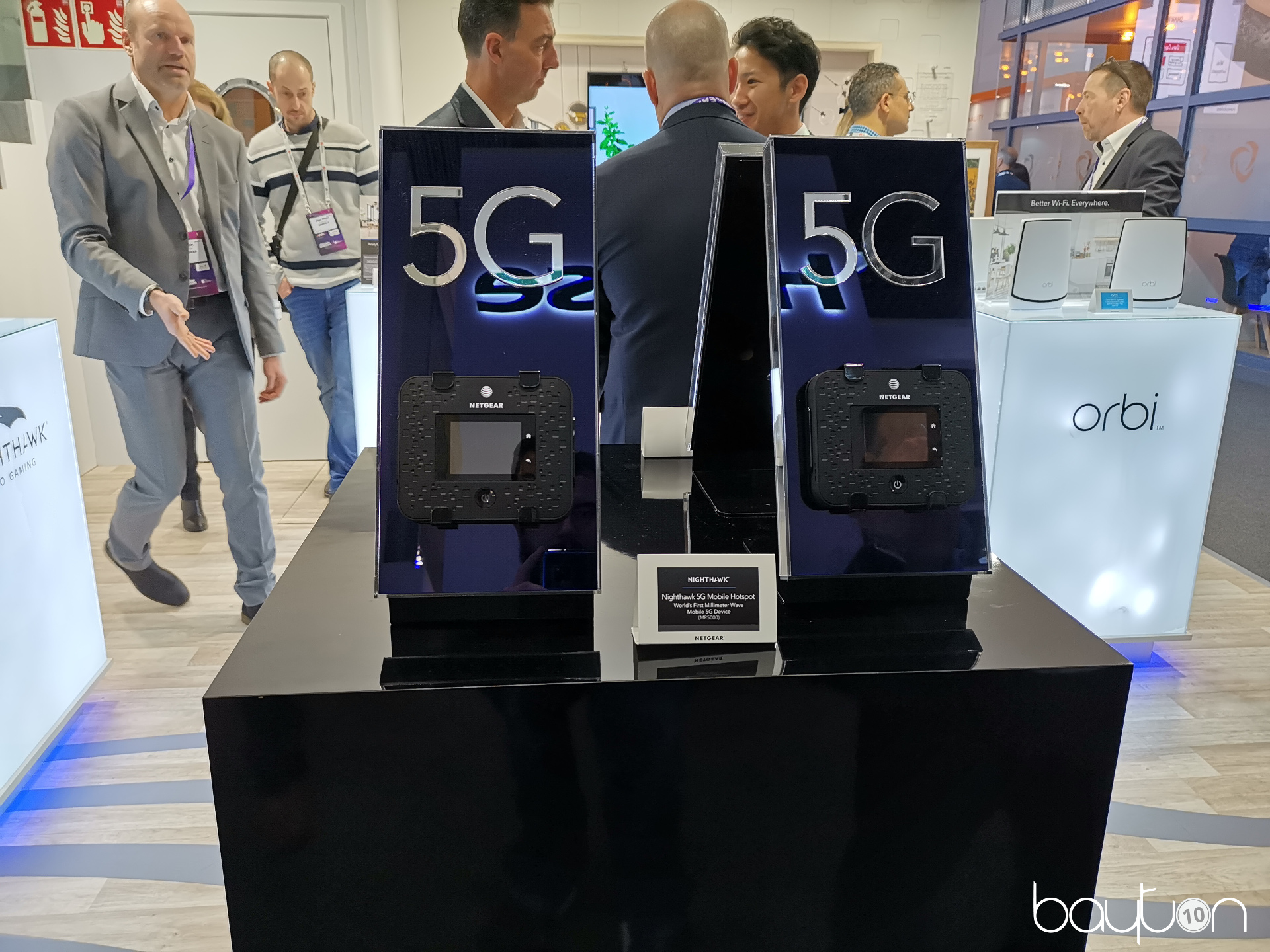Netgear and their 5G mifi devices