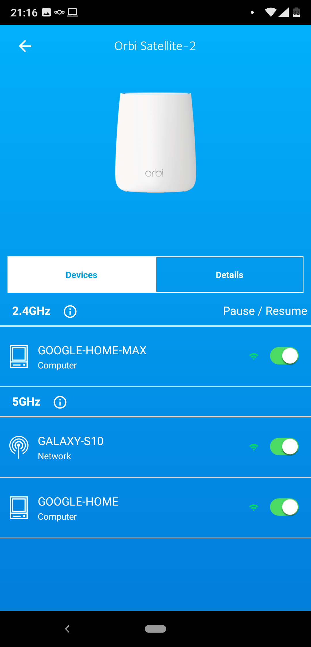 Why I moved from Google WiFi to Netgear Orbi | Jason Bayton